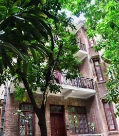 民国时期,广州东山少爷居住的小别墅