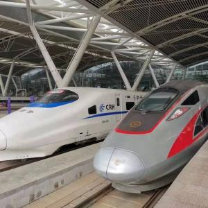 首次连通佛肇与穗深城际列车,广铁4月10日起实施新图