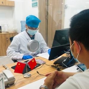 广州超百万人接种新冠疫苗 团体预约接种功能即将上线